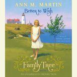 Family Tree #1, Ann M. Martin