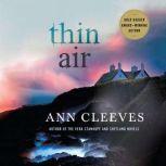 White Nights A Thriller, Ann Cleeves