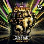 Marvels Avengers: Infinity War: The Cosmic Quest Vol. 1: Beginning, Brandon T. Snider