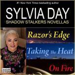 Sylvia Day Shadow Stalkers E-Bundle Razor's Edge, Taking the Heat, On Fire, Sylvia Day