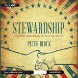 Stewardship Choosing Service over Self-Interest, Peter Block
