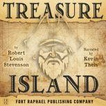 Treasure Island Unabridged, Robert Louis Stevenson