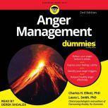 Anger Management for Dummies 2nd Edition, Charles H. Elliott