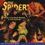 Spider #23 Master of the Death-Madness, The, Grant Stockbridge