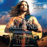 Highland Thief, Alyson McLayne