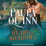 Heart of Shadows, Paula Quinn