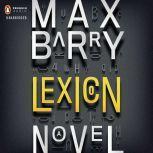 Lexicon, Max Barry