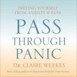 Pass Through Panic Freeing Yourself from Anxiety and Fear, Claire Weekes