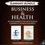 Summary Bundle: Business & Health   Readtrepreneur Publishing: Includes Summary of The E-Myth Revisited & Summary of The End of Alzheimer's, Readtrepreneur Publishing