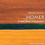 Homer A Very Short Introduction