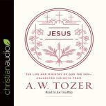 Jesus The Life and Ministry of God the Son--Collected Insights from A. W. Tozer, A. W. Tozer