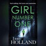 Girl Number One, Jane Holland