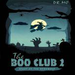 Night of the Werewolf Halloween Books For Kids, Dr. MC