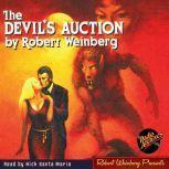 Devil's Auction, The, Robert Weinberg