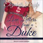 Love Letters From a Duke, Elizabeth Boyle