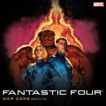 Fantastic Four War Zone, Greg Cox/Marvel