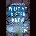 What My Sister Knew, Eva Kaminsky