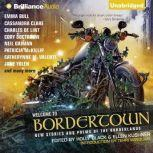 Welcome to Bordertown New Stories and Poems of the Borderlands, Holly Black (Editor)