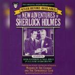 Murder in the Casbah and The Tankerville Club The New Adventures of Sherlock Holmes, Episode #13, Anthony Boucher