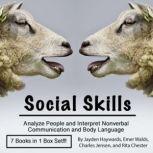 Social Skills Analyze People and Interpret Nonverbal Communication and Body Language, Jayden Haywards