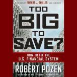 Too Big to Save? How to Fix the U.S. Financial System , Robert Pozen