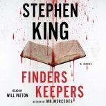 Finders Keepers, Stephen King