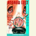 Andrew Lost: Books 1-4 #1: Andrew Lost on the Dog; #2: Andrew Lost in the Bathroom; #3: Andrew Lost in the Kitchen; #4: Andrew Lost in the Garden, J. C. Greenburg
