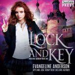 Lock and Key Nocturne Academy, Book One, Evangeline Anderson