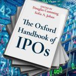 The Oxford Handbook of IPOs, Douglas Cumming
