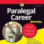 Paralegal Career For Dummies 2nd Edition, Lisa Zimmer Hatch