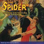 Spider #26 Death Reign of the Vampire King, The, Grant Stockbridge