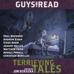 Guys Read: Terrifying Tales, Jon Scieszka
