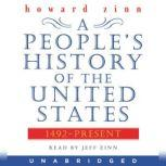 A People's History of the United States 1492 to Present, Howard Zinn