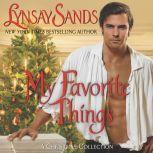 My Favorite Things A Christmas Collection, Lynsay Sands