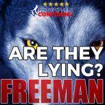 Are They Lying?: Body Language & Lie Detection Secrets, PUA Freeman