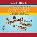 The Unbearable Lightness of Scones, Alexander McCall Smith
