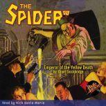 Spider #27 Emperor of the Yellow Death, The, Grant Stockbridge
