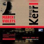 March Violets, Philip Kerr