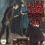 A Study In Scarlet Sherlock Holmes, Sir Arthur Conan Doyle