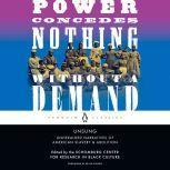Unsung Unheralded Narratives of American Slavery & Abolition, Schomburg Center
