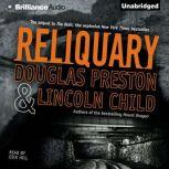 Reliquary, Douglas Preston