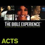 Inspired By ... The Bible Experience Audio Bible - Today's New International Version, TNIV: (33) Acts, Full Cast