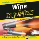 Wine for Dummies 4th Edition, Ed McCarthy