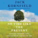 No Time Like the Present Finding Freedom, Love, and Joy Right Where You Are, Jack Kornfield