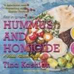 Hummus and Homicide, Tina Kashian
