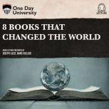 8 Books That Changed the World, Joseph Luzzi