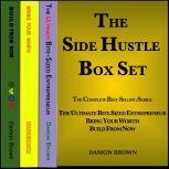 Damon Brown's The Side Hustle Box Set, Damon Brown