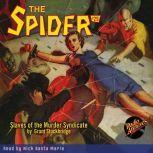 Spider #29 Slaves of the Murder Syndicate, The, Grant Stockbridge