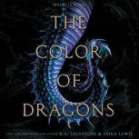 The Color of Dragons, R. A. Salvatore