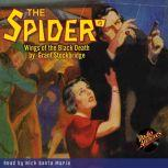 Spider #3 Wings of the Black Death, The, Grant Stockbridge